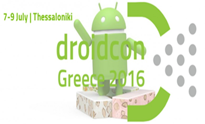 DROIDCON GREECE: ΤΑΞΙΔΕΨΤΕ #BACKTOTHEFUTURE ΚΑΙ ΑΚΟΥΣΤΕ SPEECHLESS